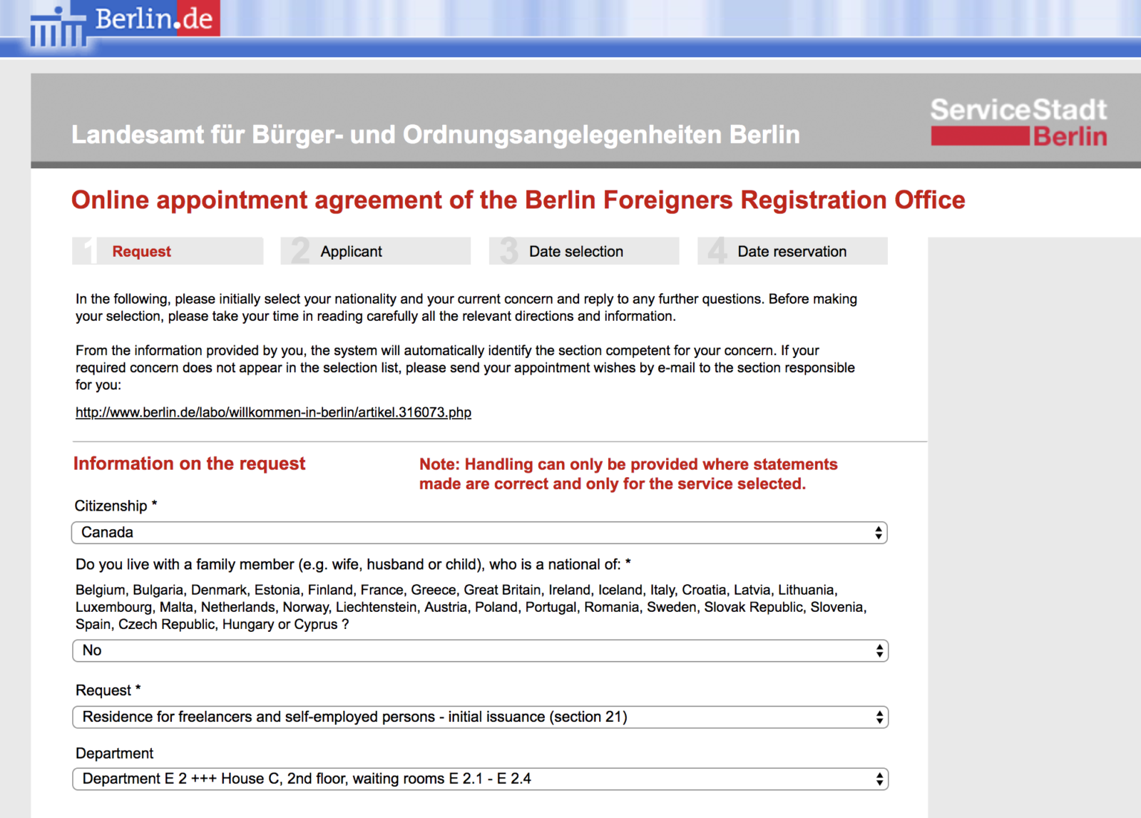 How to apply for the German Freelance Visa - All About Berlin, a ...