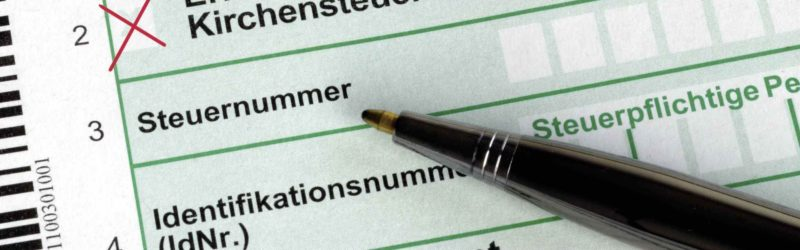 How to find your German tax ID (Steuernummer and Steueridentifikationsnummer)