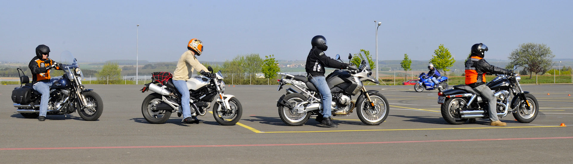 How to get a motorcycle driving licence in Germany