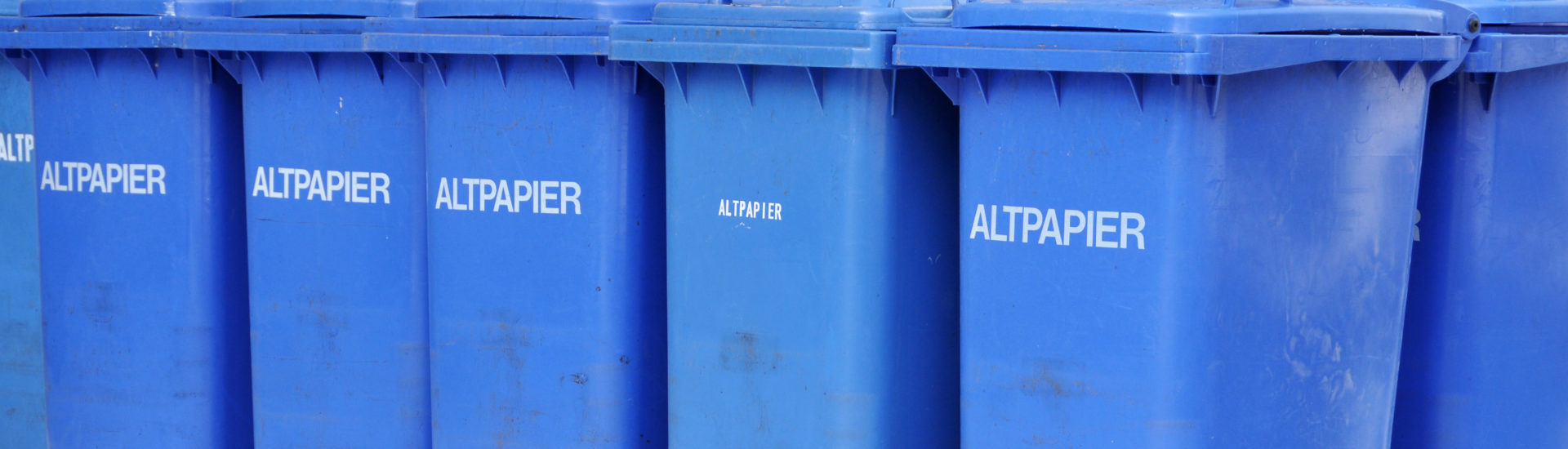 How to sort your trash in Germany