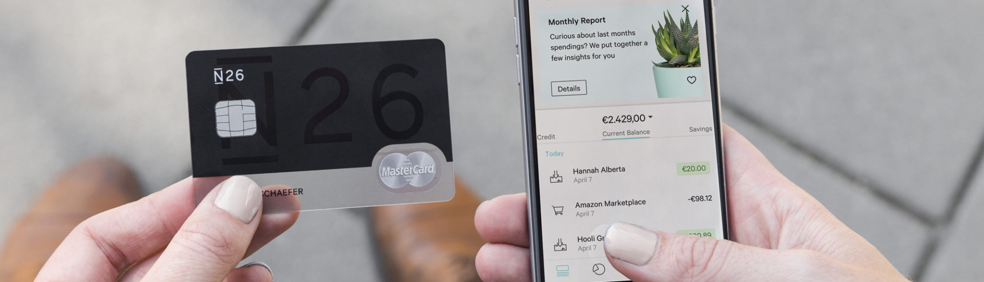 An honest review of N26