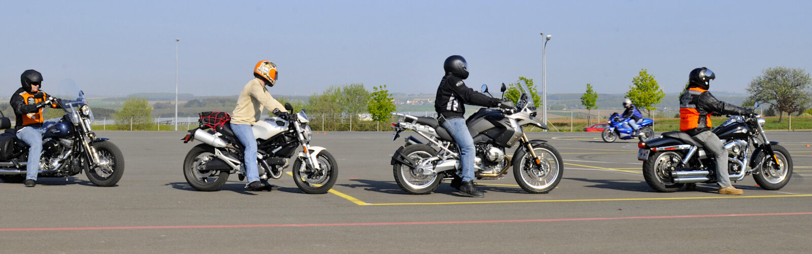 How to get a motorcycle licence in Germany