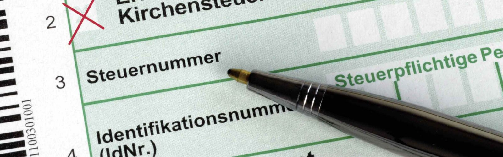 How to find your German tax ID (Steuer-ID, Steuernummer and VAT number)