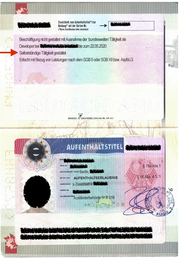 How To Apply For The German Freelance Visa All About Berlin A